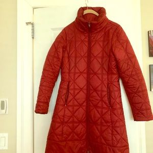 Patagonia Red Winter coat